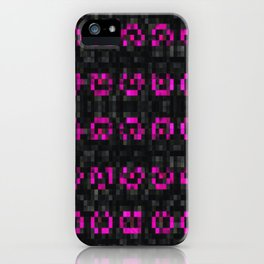 Pattern 859340 iPhone Case