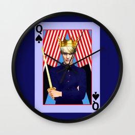 Claire - A Modern Lady Macbeth Wall Clock