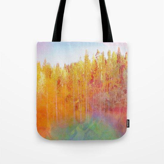 Enchanted Scenery 2 Tote Bag
