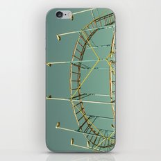 rollercoaster iPhone & iPod Skin