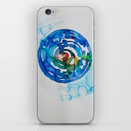 Essence Of The Unconscious iPhone Skin