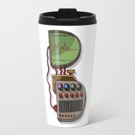 MACHINE LETTERS - B Travel Mug