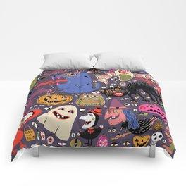 Yay for Halloween! Comforters