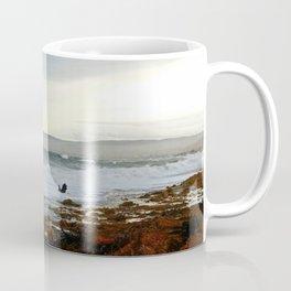 Sainte-Anne-Des-Monts and the Surf Coffee Mug