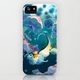 Vaporeon iPhone Case