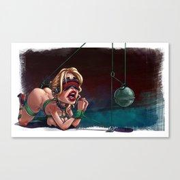 Bound#6 Canvas Print