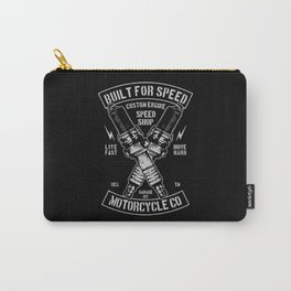 build for speed Carry-All Pouch