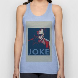 The Joker Unisex Tank Top