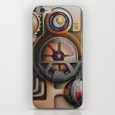 Dials iPhone & iPod Skin