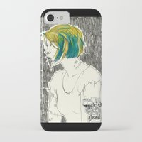 paramore iPhone & iPod Cases featuring Waking from the dead by Marconte