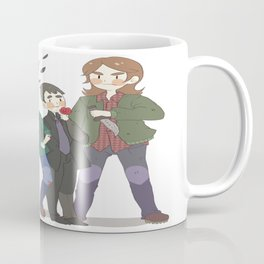 SPN : Team Free Will Coffee Mug