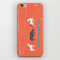 evolution iPhone & iPod Skins featuring Evolution by Tony Vazquez