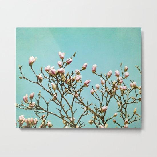 Sweet Spring Metal Print