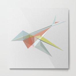 Swift Bird Metal Print