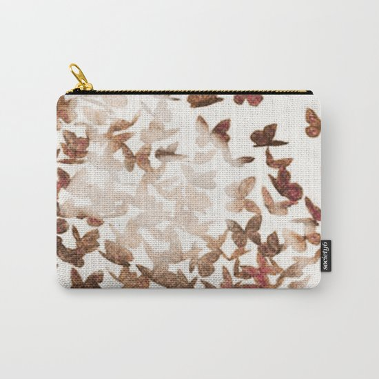 Butterfly People 3 Carry-All Pouch