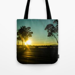 Californian Highway Tote Bag