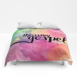 This is my Gospel Comforters