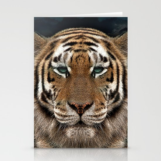 Sumatra and tiny Stationery Cards