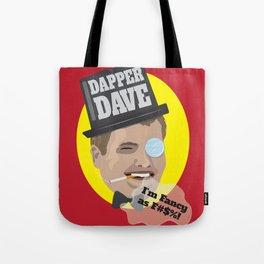 Dapper Dave Tote Bag