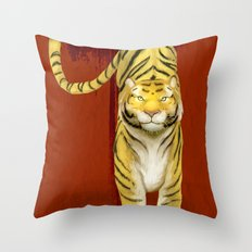 Sandokan Throw Pillow