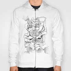 The Thinker Hoody