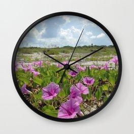 Tropicality #3 Wall Clock
