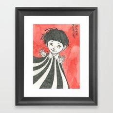 child Framed Art Print
