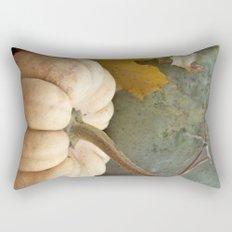 pumpkin lovin' Rectangular Pillow