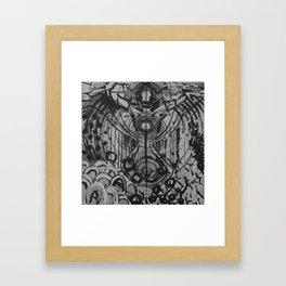 Breadth Framed Art Print