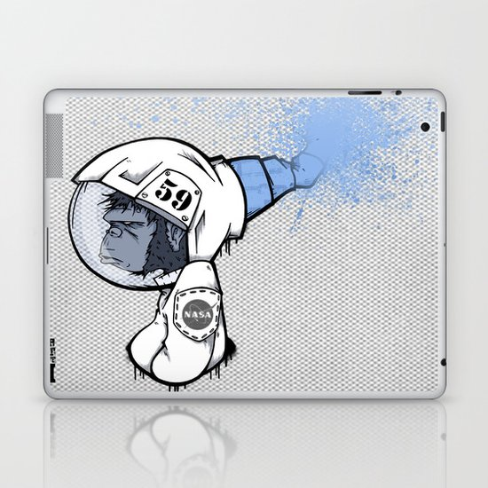 able.baker.perfect. Laptop & iPad Skin