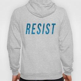 RESIST 2.0 - Blue #resistance Hoody