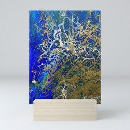 Veins in Color Mini Art Print