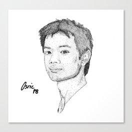 Osric Chau Canvas Print
