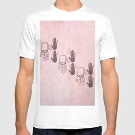 HANDS I T-shirt