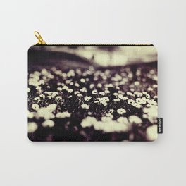 flowers field III Carry-All Pouch