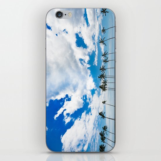 Somewhere in Paradise iPhone & iPod Skin