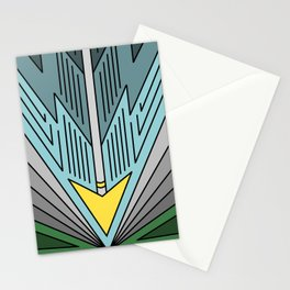 Broken Morning Stationery Cards