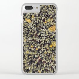 Forest of Life I. Clear iPhone Case