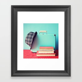 Back to square one Framed Art Print