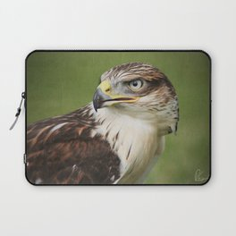 Red-tailed Hawk II Laptop Sleeve