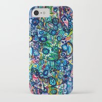 underwater iPhone & iPod Cases featuring Underwater by Lily Mandaliou