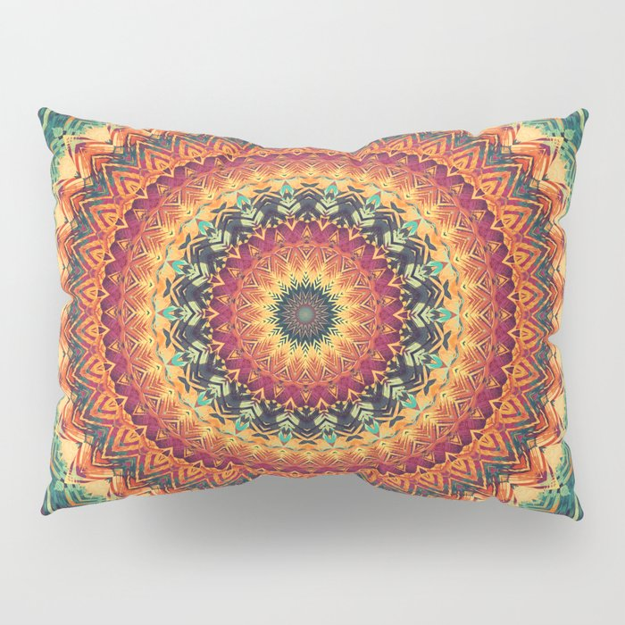 Mandala 254 Pillow Sham