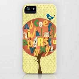 A-BIRD-C iPhone Case