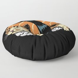 Neko Sushi Floor Pillow