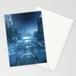 Space City Center - Stationery Cards