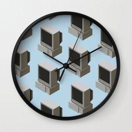 OK Computer Wall Clock