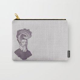 Haute Coiffure  /#8 Carry-All Pouch