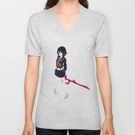 Ryuko Matoi Unisex V-Neck