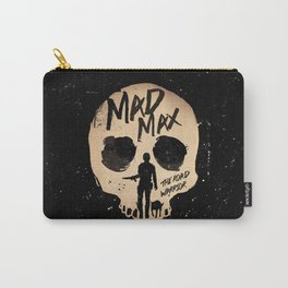 Mad Max the road warrior art Carry-All Pouch