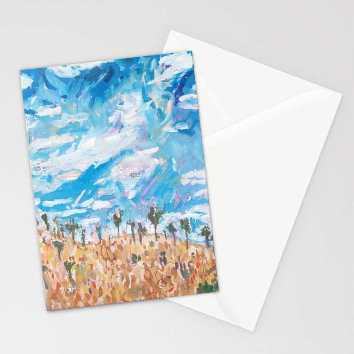 Outback Ridge Stationery Cards